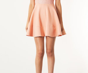 pink and topshop image