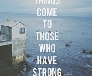 quote, faith, and strong image