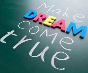 Dream and true image