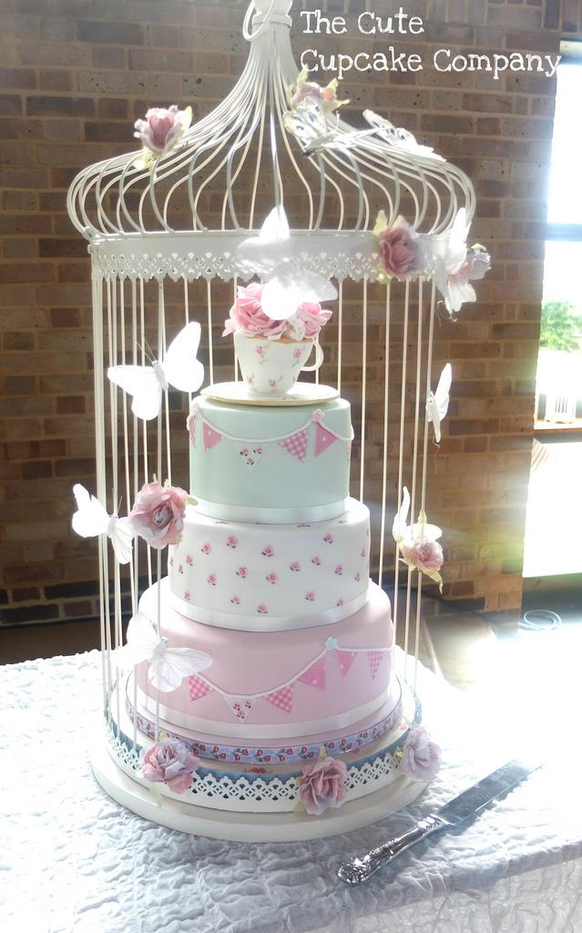 vintage wedding cake Google Search on We Heart It