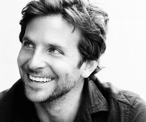 bradley cooper, sexy, and smile image