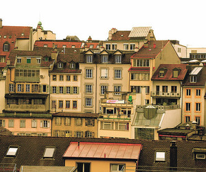 europe, Houses, and swiss image
