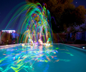 colourful, fun, and lights image