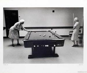 pool, billar, and abuelas image