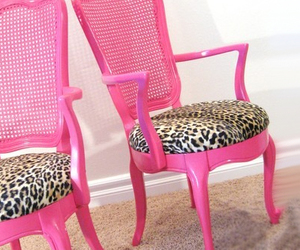 chair and pink image