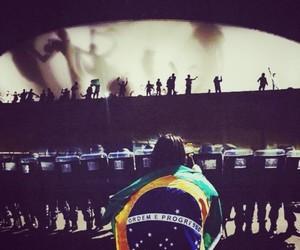 brazil, brasil, and protesto image