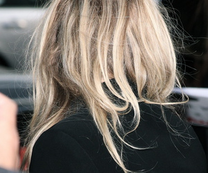 hair, olsen, and mary-kate image