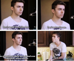 the wanted, nathan sykes, and the wanted life image