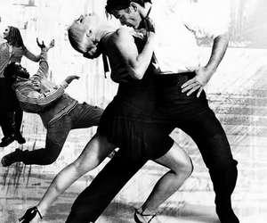 dance, tango, and Antonio Banderas image
