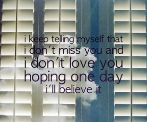 love, text, and believe image