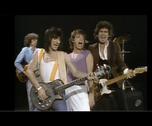 old, vintage, and rolling stones image