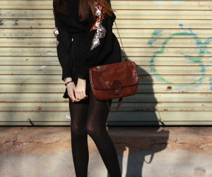 brown, girl, and heels image