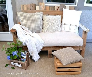 pallet and furniture image
