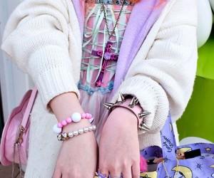 kawaii, fairy kei, and style image