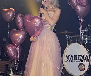 blonde, fashion, and marina and the diamonds image