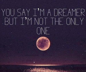 Dream, quotes, and dream on image