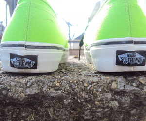 hipster, summer, and vans image