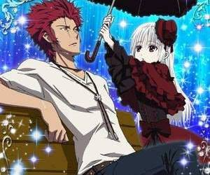 anna, mikoto, and ♥♥♥ image
