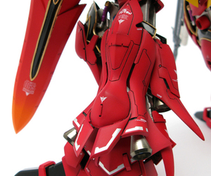 mecha, red, and sexy image