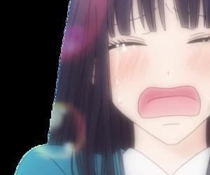 sawako, kimi ni todoke, and anime image