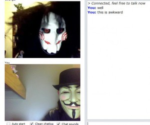 lol, funny, and chatroulette image
