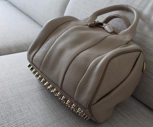 bag, fashion, and alexander wang image