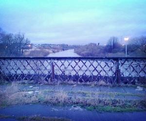 beautiful, pretty, and bridge image