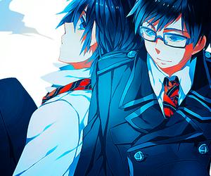 anime, kawaii, and okumura rin image