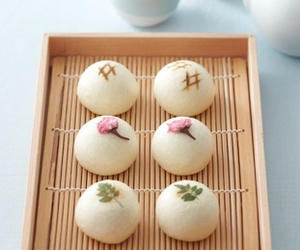 japan, japanese sweets, and sweets image