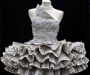 dress and Paper image