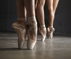 ballet, girly, and grunge image