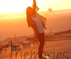 girl, memories, and skateboard image