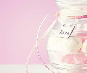 pink, love, and sweet image