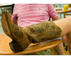 boots, Texas, and western boots image