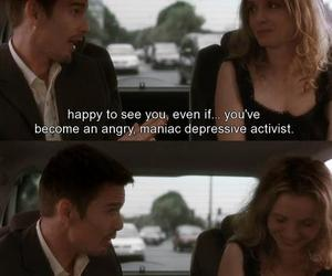 before sunset, ethan hawke, and film image