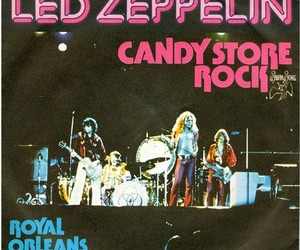 70s, led zeppelin, and music image