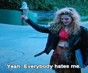 hate, grunge, and quotes image