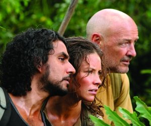 james, John Locke, and sayid image