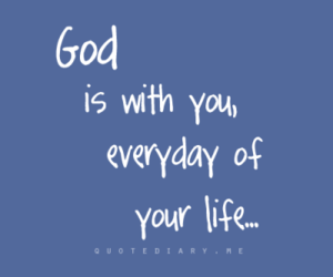 don't give up, god, and life image