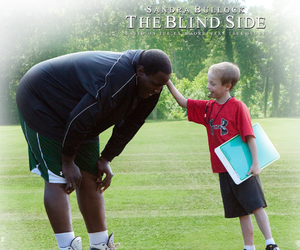 sandra bullock and the blind side image