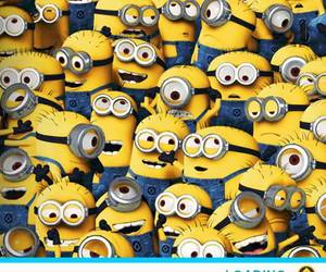 minions, game, and yellow image