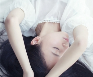 girl and asian image