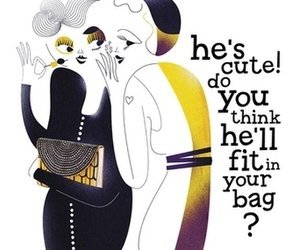 bags, handbags, and marimekko image