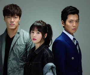 nam gyu ri, heartless city, and jung kyung ho image