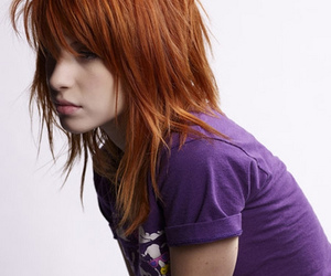 hayley williams, paramore, and red image