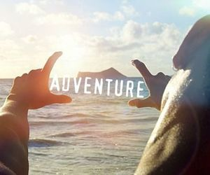 adventure, beach, and summer image
