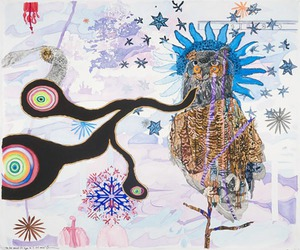 art, christopher reiger, and owl image