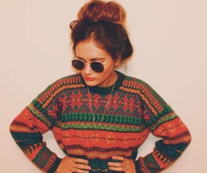 girl, fashion, and hipster image