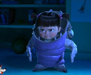 boo, monster inc, and monster image
