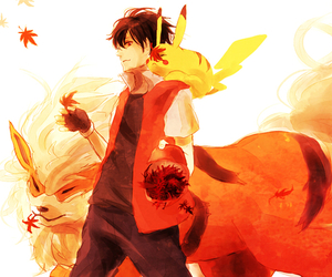 pokemon and red image